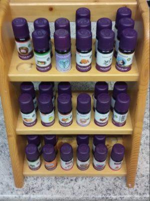 Aromatherapie in der Brunnenapotheke